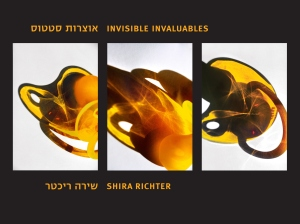 24 karat triptich by Shira Richter plus