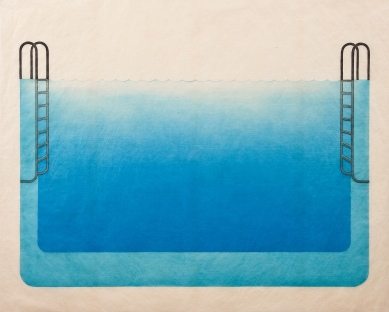 Martincic-double ladder pool-etching