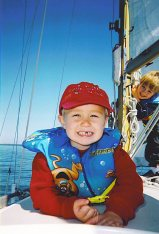 Halloween, nils wedding, sailing picture 2004 022